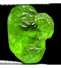 7.15Ct Натуральный необработанный перидот (хризолит)