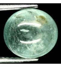 5.32Ct Натуральный аквамарин кабошон 9.5*10.5мм