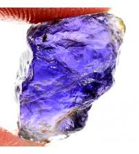 10.0Ct Натуральный Необработанный иолит 16*11мм