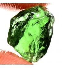 4.85Ct Натуральный зеленый апатит 11*7мм без огранки