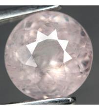 1.63ct Натуральний морганіт 7.3мм (круг)