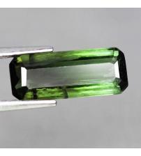 2.24Ct Зеленийтурмалін (Верделіт) 12.1 * 5мм Октагон