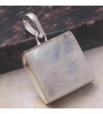 Вінтажна Срібна підвіска з місячним каменем