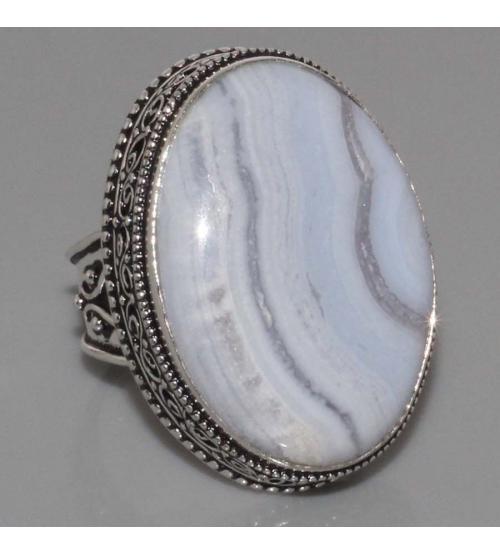 Крупный Винтажный Серебряный перстень с ониксом 20р