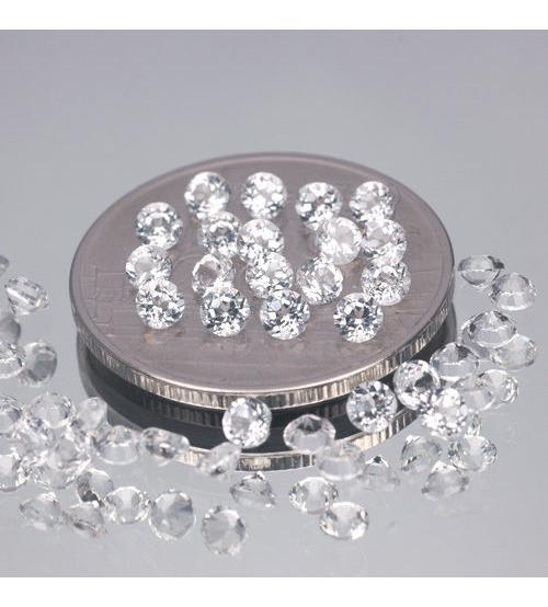 купить камень белый топаз по низкой цене