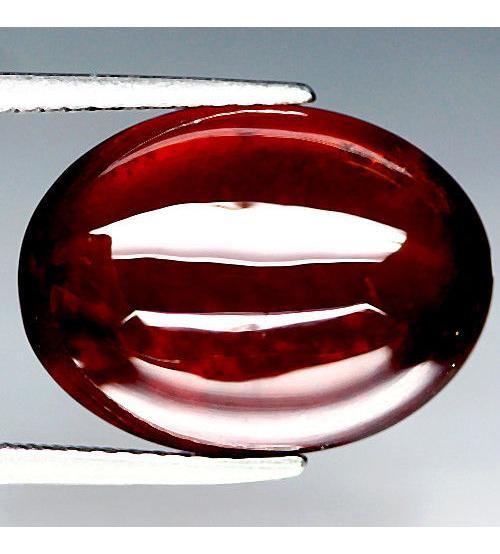 10.71Ct Натуральный Гессонит Гранат 12*16мм кабошон