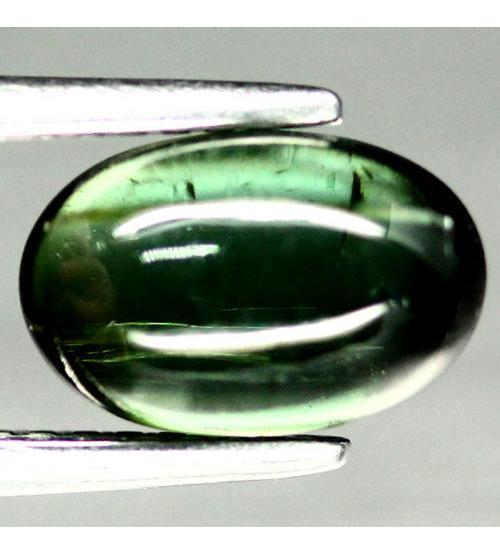 1.93Ct Драгоценный камень Турмалин 6*9мм кабошон