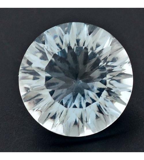 0.6Ct Натуральный АКВАМАРИН 6.1мм (круг конкав)