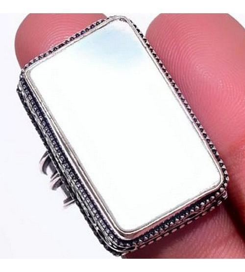 купить кольцо перламутр