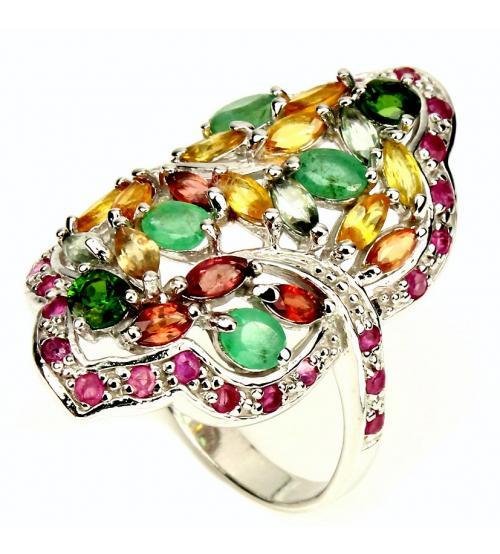 купить эксклюзивные украшения с натуральными камнями