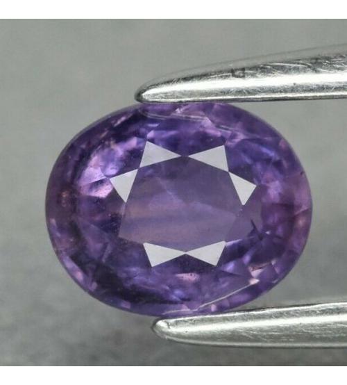 фиолетовый сапфир цена фото
