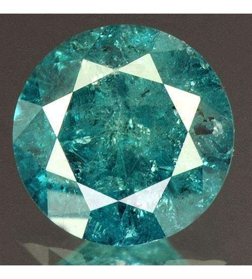 бриллиант голубого цвета