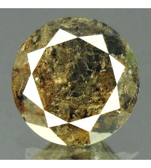 коричневый бриллиант цвет