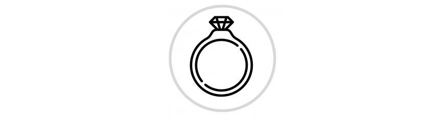 Кольца с Гранатом