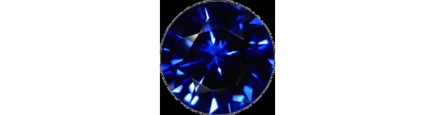 Камни синего цвета