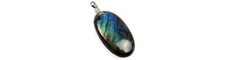 Кулоны в Украине из серебра - Индийские украшения высшей пробы. Купить индийские украшения с камнями в Украине