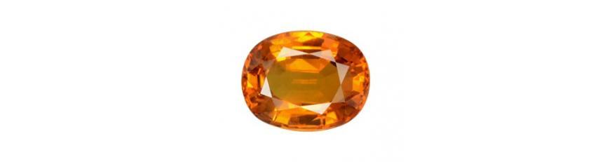 Оранжевый сапфир