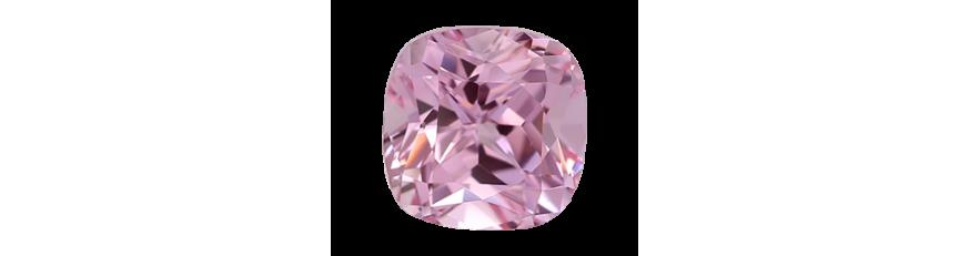 Розовый сапфир
