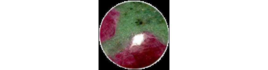 Аниолит (Рубин в цоизите)